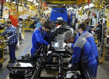 Poland Factory Output Drops