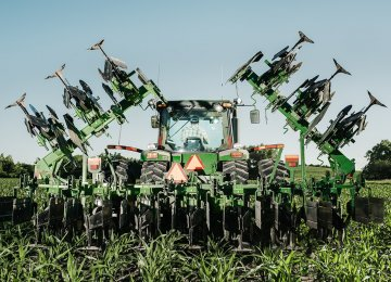 Rising Fuel Costs Hurting Farmers