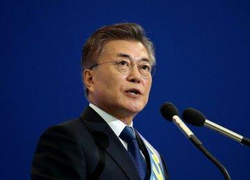 South Korea President Faces a Turbulent Task