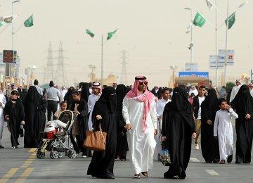 Saudi Arabia Facing Uphill Battles