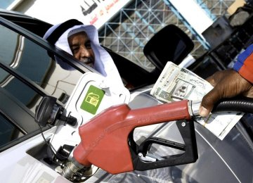 The government is planning to raise local gasoline prices by about 80% in January.