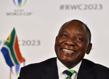 South Africa Says Will Swim Out of Recession