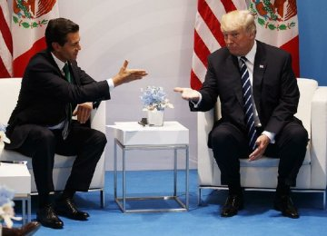 Stakes High for Mexico in US Trade Talks