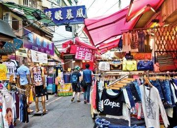 Taiwan 2017 GDP Growth May Top 2%
