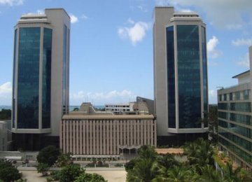 Tanzania Current A/C Deficit Shrinks