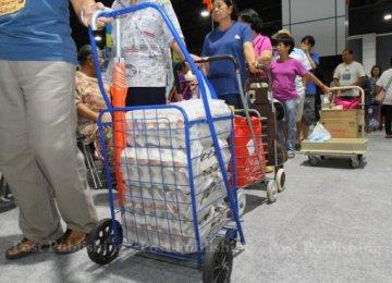 Thai CPI Rises