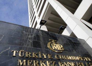 Turkey Current A/C Deficit  at $33b