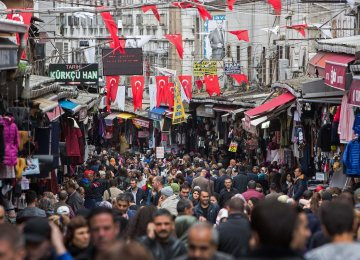 Turkey Sees 4.1% Growth