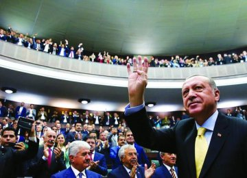 Turkey Extends Corporation Tax Hike to All Firms