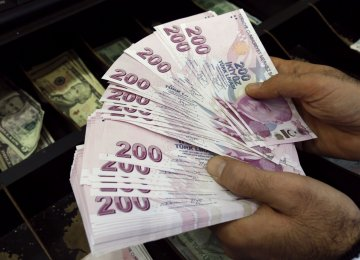 Turkish Lira Hits Record Low