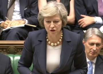 UK Economy Will Shrink Without Brexit Deal