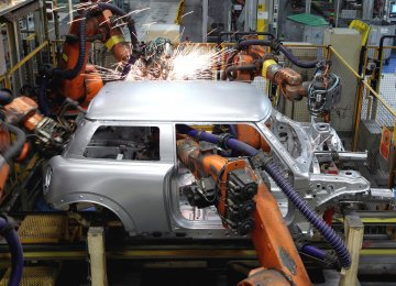 Wider UK industrial output unexpectedly contracted by 0.1% in May after a 0.2% rise in April, and against expectations for a 0.4% increase.