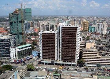 WB Cuts Tanzania Growth to 6.6%