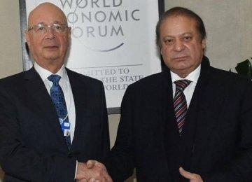 WEF's Schwab Praises Pakistan Progress