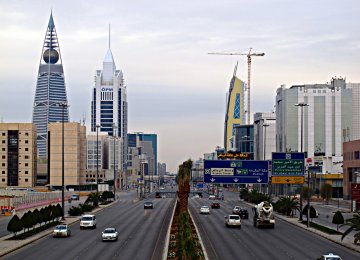 Saudi Arabia plans to borrow as much as $15 billion this year on international debt markets to help  fund its spending plans,  following last year's $17.5 billion sovereign bond sale.