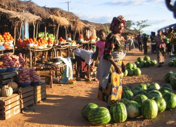 Zambia Growth Predicted at 4%