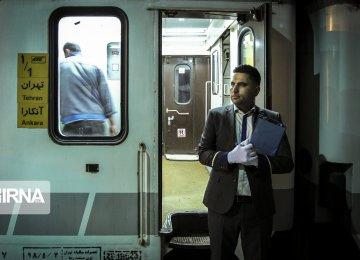 Talks Underway to Launch Tehran-Istanbul Train Services
