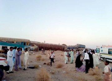 4 Killed, 35 Injured in Tehran-Zahedan Train Derailment