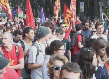 40% Italian Youth Remain Jobless