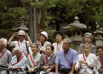 Aging Population a Challenge for Businesses, Governments