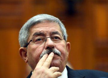 Algerian Premier Confident of Growth