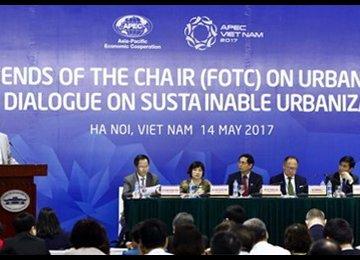 APEC Members Urged to Build Regional Coop.