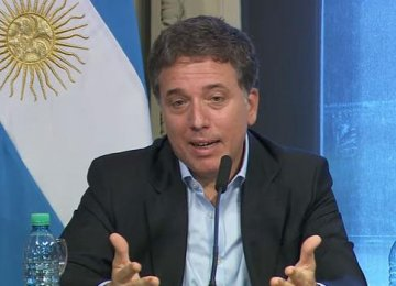 Argentina to Lower Deficit, reduce Inflation