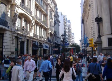 Argentina Jobless Rate Grows to 9.6 Percent