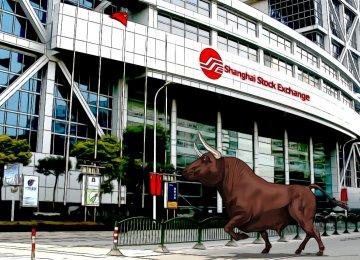 Asia Stocks Rise, Shanghai Recovers