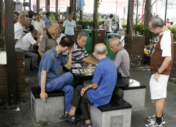 China already has 131 million seniors.