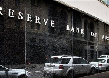 RBA is in no hurry to raise rates.