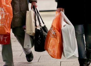 Consumer confidence surged by 4.7%.