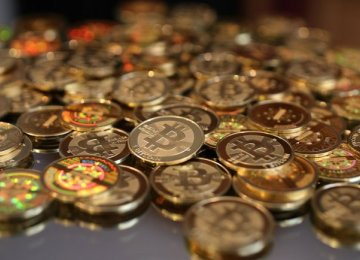 A growing cohort of banking professionals are applying their talents toward buying or hawking crypto currency.