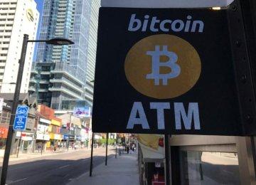 Bitcoin Slips Below $8,000