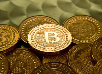 There are some 16.3 million bitcoins in circulation.