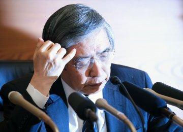BoJ Easing Strategy in Danger