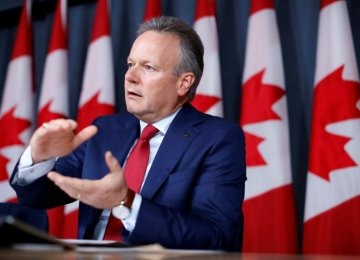 Canada Economic Growth  Facing Uncertainty