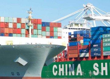 China Imports, Exports Speed Up | Financial Tribune