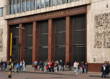 Colombia's central bank