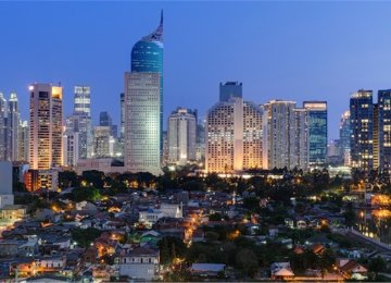 Indonesia's real GDP growth remained steady at 5% in Q2.