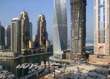 Currency Fluctuation Hits  Dubai's Real Property Market