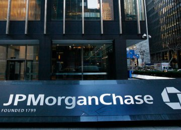 JP Morgan Chase, the largest US bank, has more than  $2.4 trillion in assets.