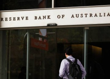 RBA has also softened its objections  to a higher Australian dollar.