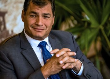 Ecuador Showing Signs of Recovery