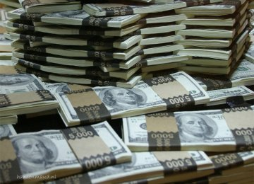 Foreign currency holdings among emerging market and developing economies are projected to be $144 billion higher this year.