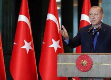 Erdogan Says Will Stick to Free Market Despite Economic Siege