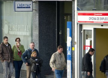 Europe Jobless Rate Lowest Since 2008