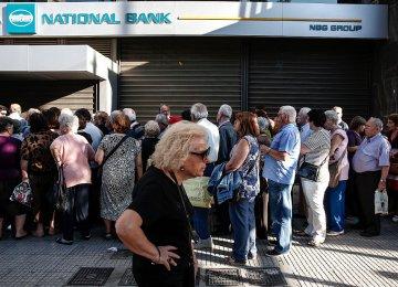 Europe Regulators Urged to Save Failing Banks