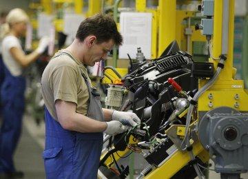 Eurozone Manufacturing PMI Highest in 6 years