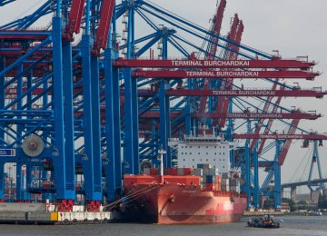 Eurostat figures show the bloc exported €30.6 billion more in goods to the US than it imported it, an increase from €23.6 billion in the same period of 2016.